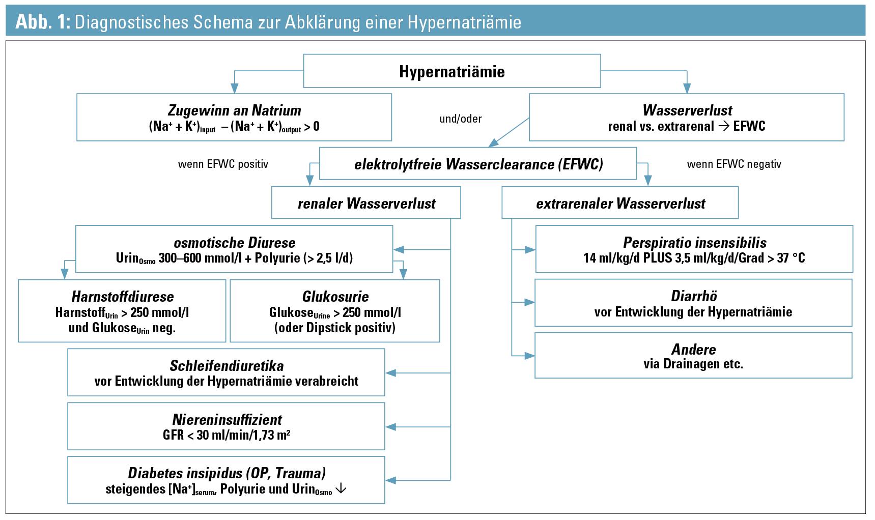 Hypo- und Hypernatriämien   NephroScript   MedMedia